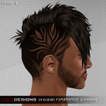 MADesigns HAIRbase ~ TRIBE 4