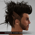 MADesigns HAIRbase ~ TRIBE 5