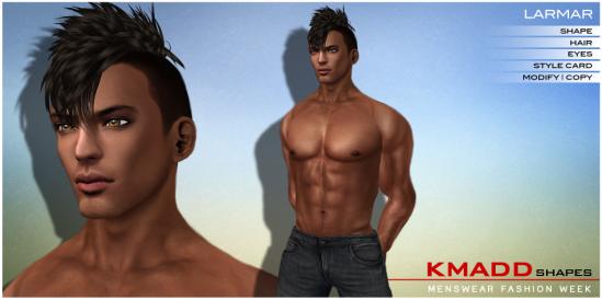 KMADD Shapes MWFW ~ LARMAR