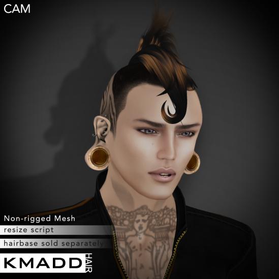 KMADD Hair ~ CAM