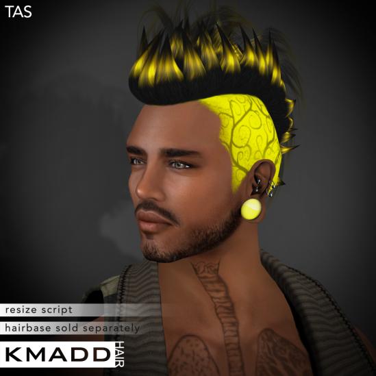 KMADD Hair ~ TAS