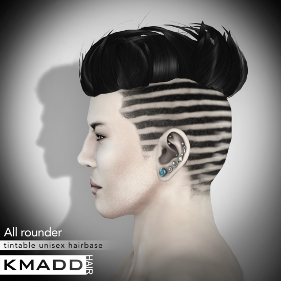 KMADD Hairbase ~ All rounder