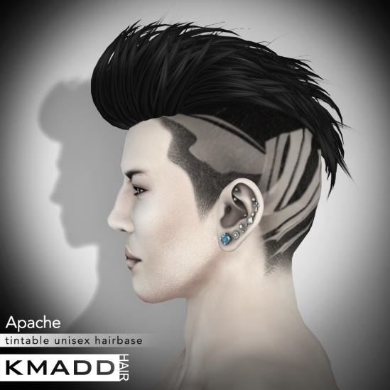 KMADD Hairbase ~ Apache