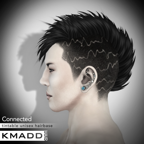 KMADD Hairbase ~ Connected