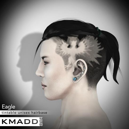 KMADD Hairbase ~ Eagle