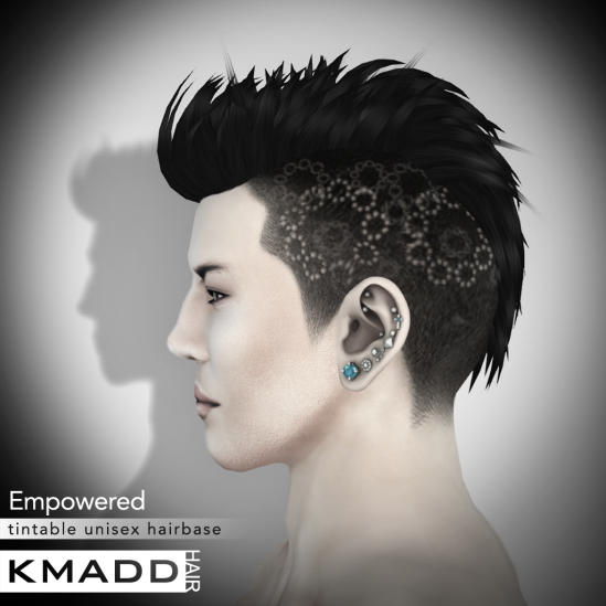 KMADD Hairbase ~ Empowered