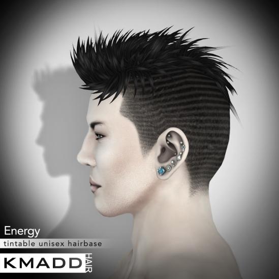 KMADD Hairbase ~ Energy