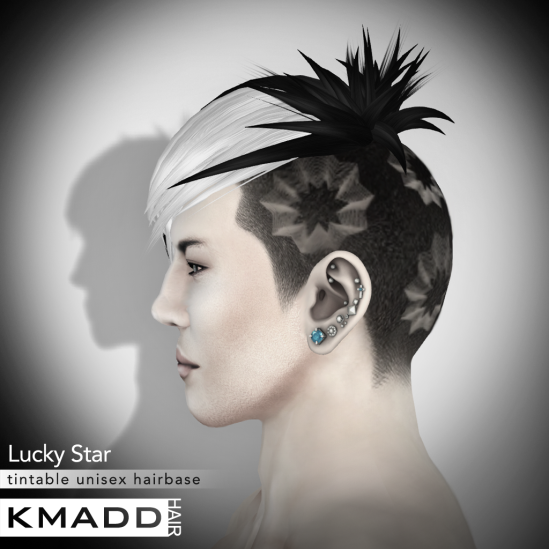 KMADD Hairbase ~ Lucky Star