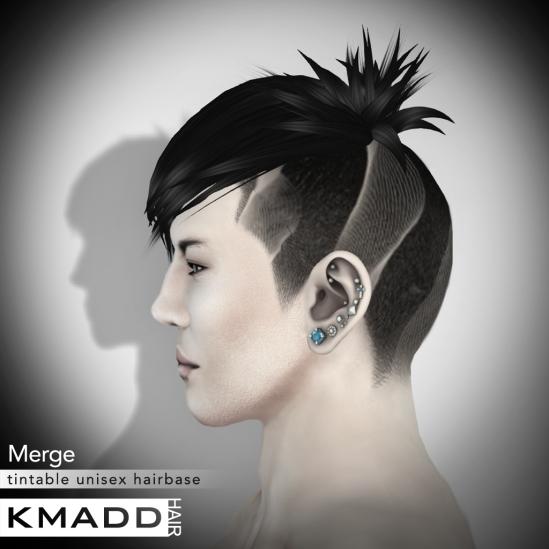 KMADD Hairbase ~ Merge