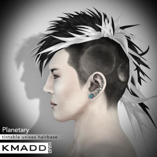 KMADD Hairbase ~ Planetary