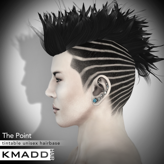 KMADD Hairbase ~ The Point