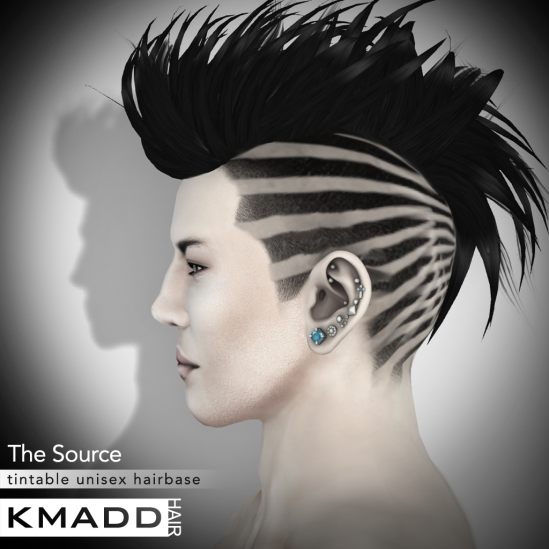 KMADD Hairbase ~ The Source