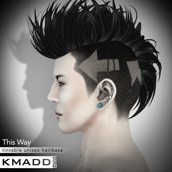 KMADD Hairbase ~ This Way