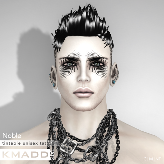 KMADD Tattoo ~ Noble
