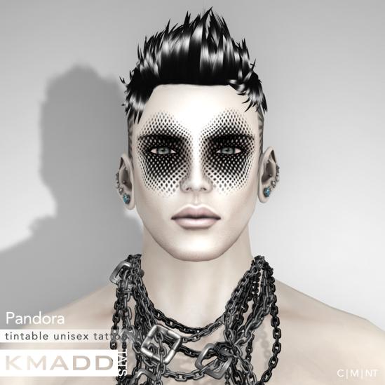 KMADD Tattoo ~ Pandora