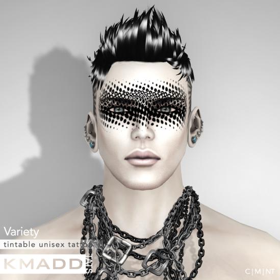 KMADD Tattoo ~ Variety