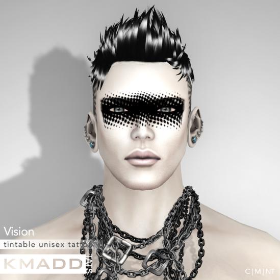 KMADD Tattoo ~ Vision